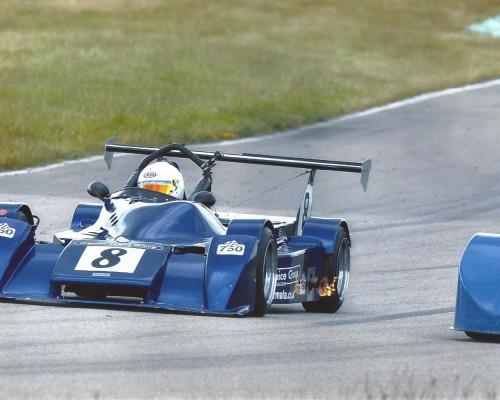 Bill Rutter Motor Racing